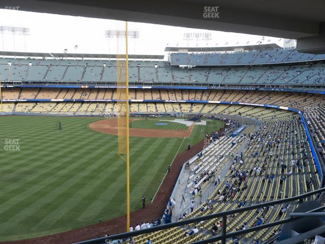 Dodger Stadium Right Field Pavilion 314 Seat Views Seatgeek