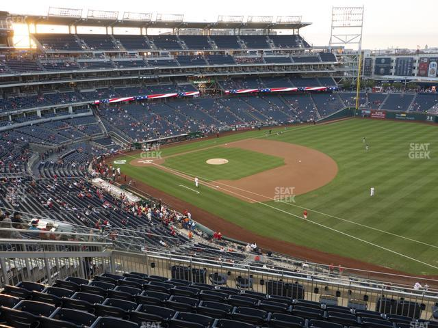 Nationals Park Section 224 view