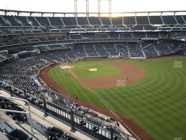Citi Field Section 401 view