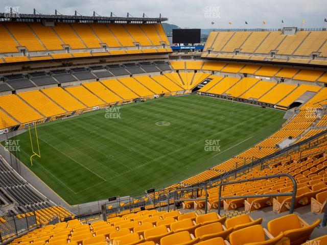 Heinz Field Section 504 view