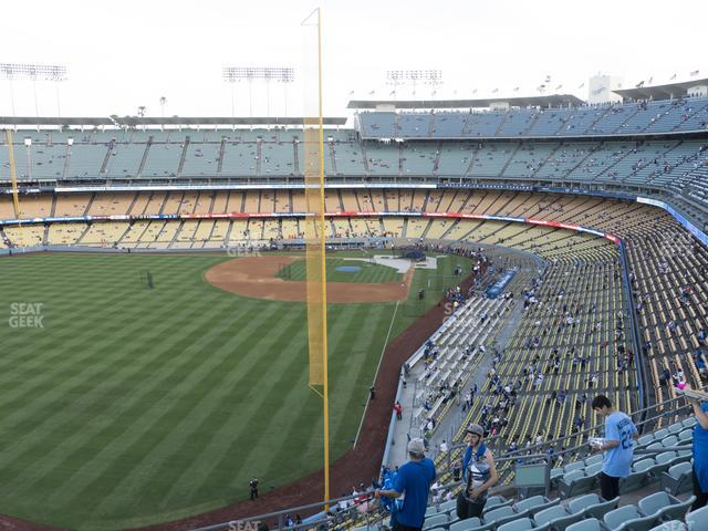 Dodger Stadium Reserve 59 view