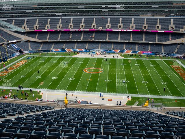 Soldier Field Section 436 view