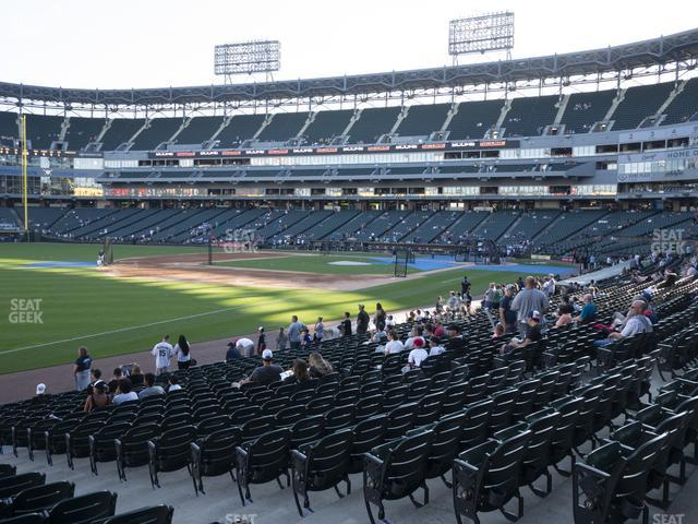 Guaranteed Rate Field Section 149 view