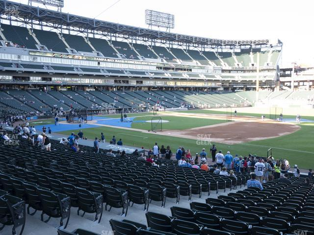 Guaranteed Rate Field Section 119 view