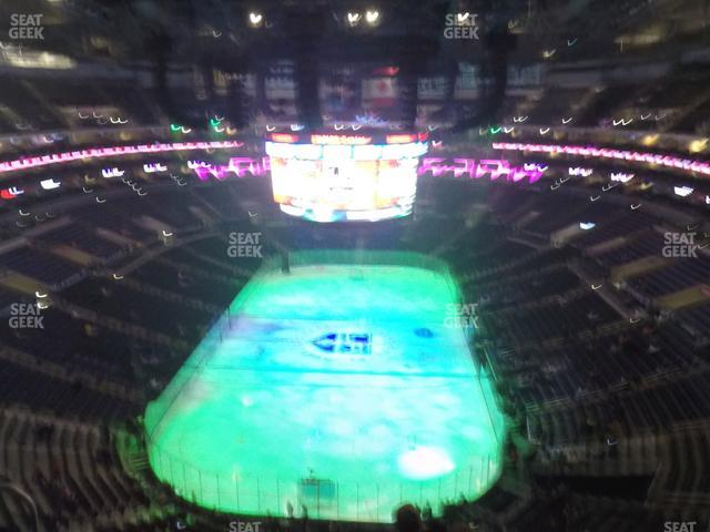 Staples Center Section 309 view