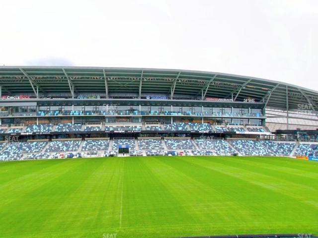 Allianz Field Section 13 view