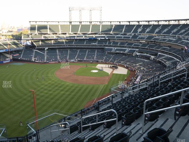 Citi Field Section 530 view