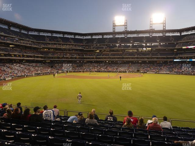 Citizens Bank Park Section 103 view