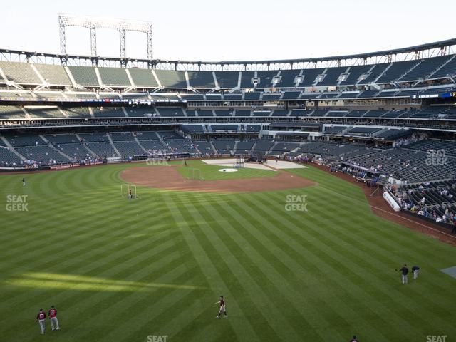 Citi Field Section 336 view
