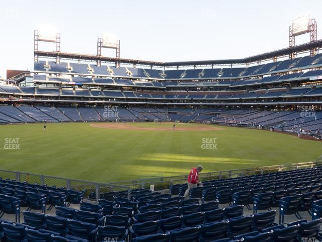 Citizens Bank Park Section 146 view