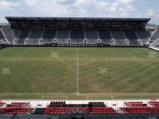 Audi Field Section 106 view