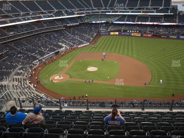 Citi Field Section 507 view
