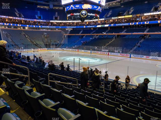 KeyBank Center Section 103 view