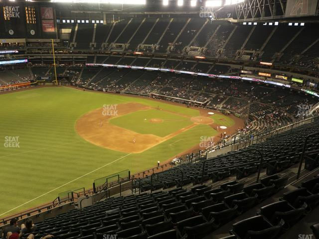 Chase Field Section 328 view