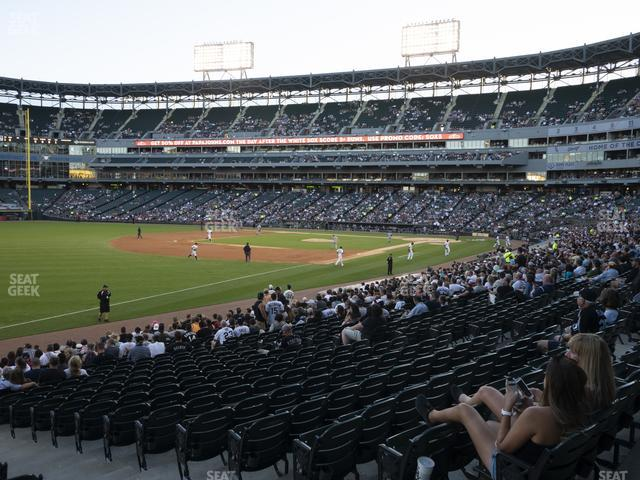 Guaranteed Rate Field Section 150 view