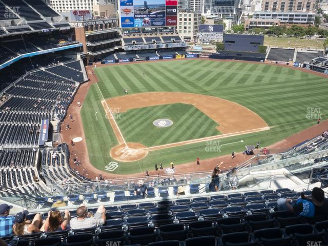 Petco Park Section 305 view