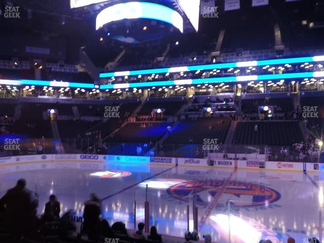 Barclays Center Section 7 view