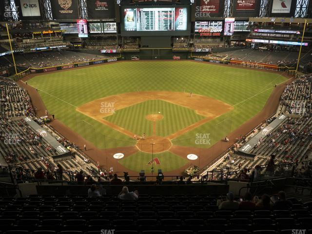 Chase Field Section 316 view
