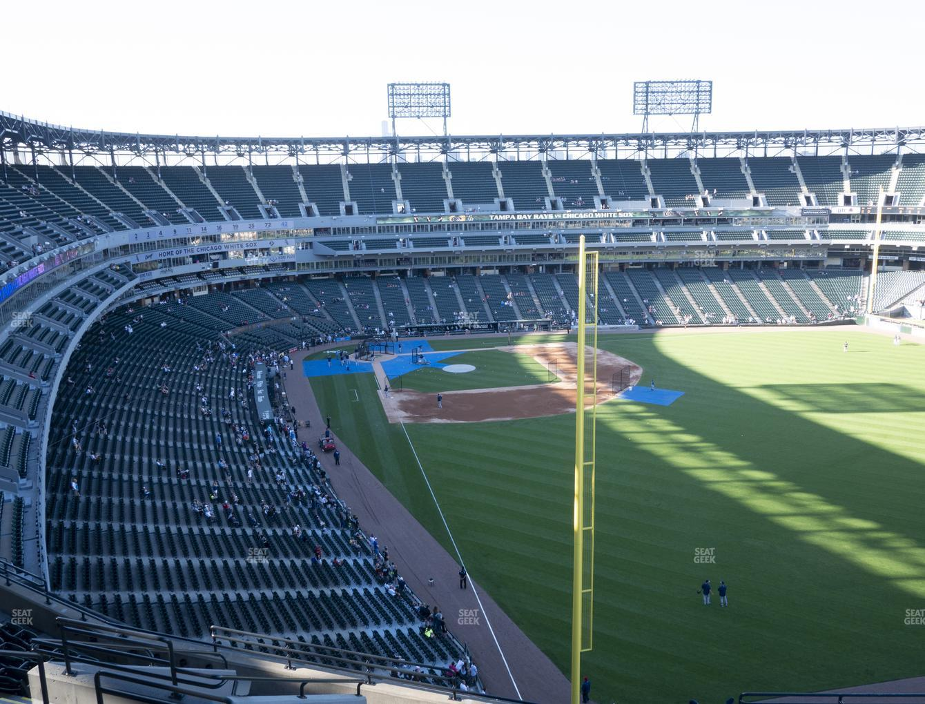 Chicago White Sox at Guaranteed Rate Field Section 507 View