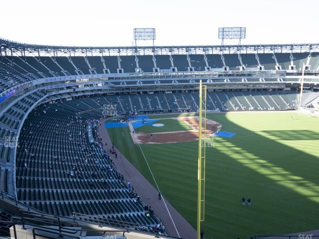 Guaranteed Rate Field Section 507 view