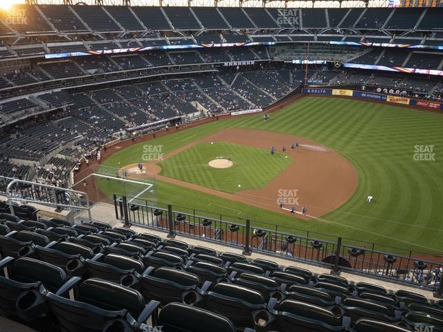 Citi Field Section 505 view