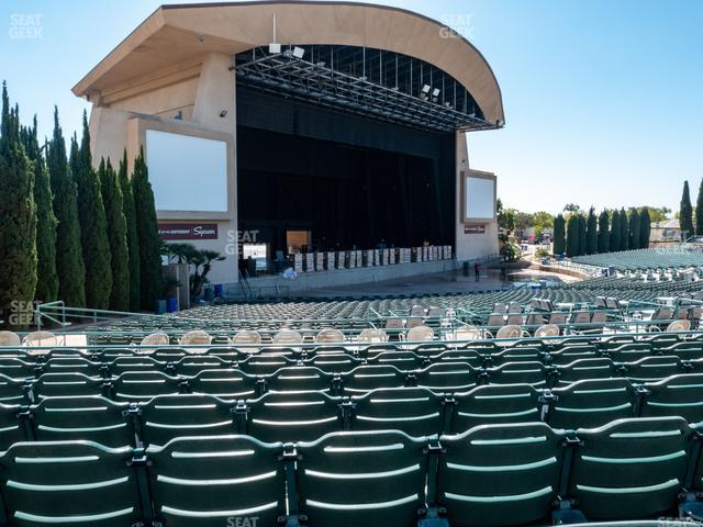 North Island Credit Union Amphitheatre Middle 205 view