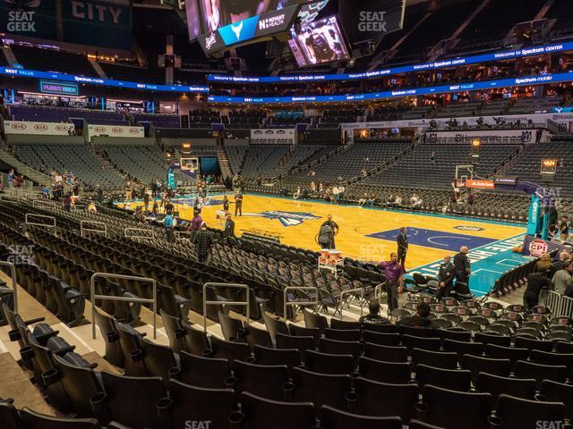 Spectrum Center Section 103 view