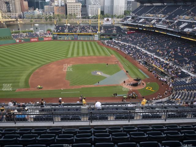 PNC Park Section 323 view