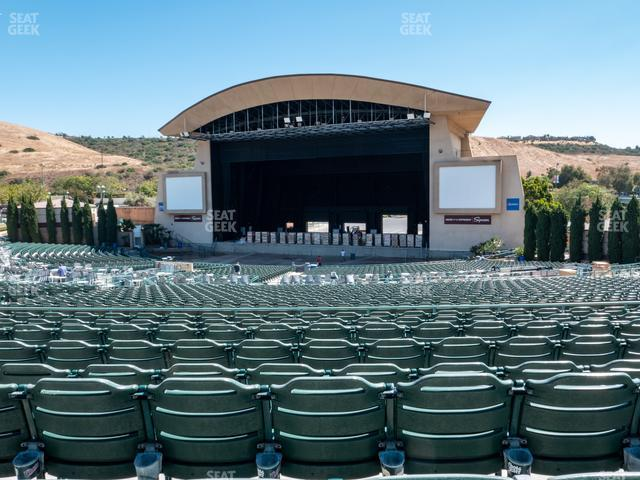 North Island Credit Union Amphitheatre Upper 302 view