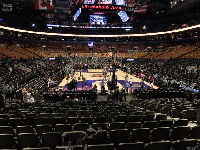Scotiabank Arena Section 103 view