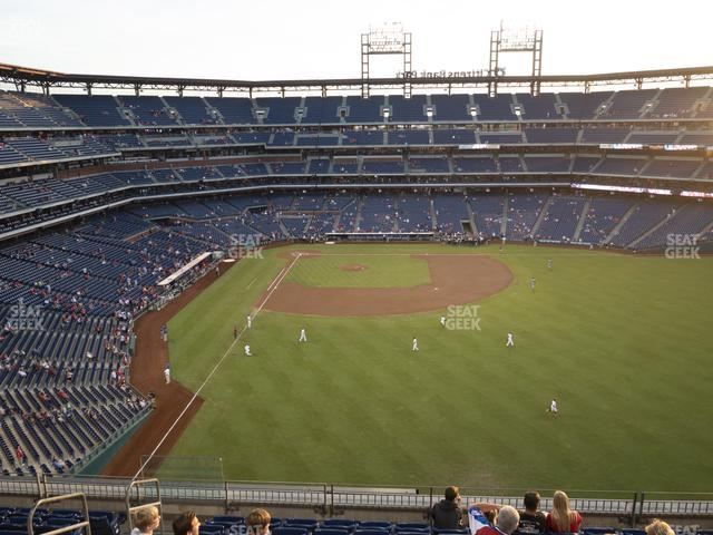 Citizens Bank Park Section 303 view