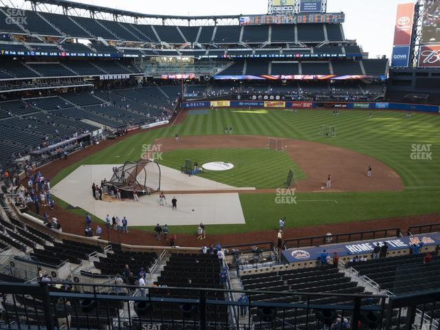 Citi Field Section 313 view