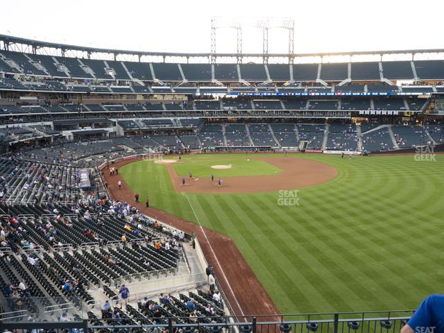 Citi Field Section 305 view