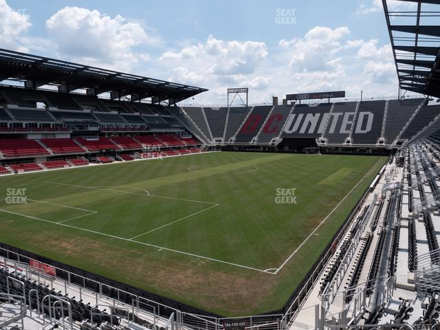 Audi Field Section 133 view