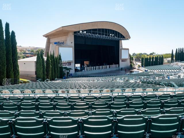 North Island Credit Union Amphitheatre Upper 305 view