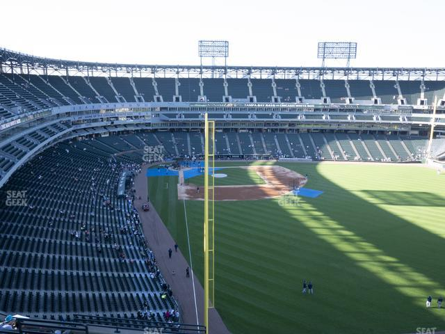 Guaranteed Rate Field Section 506 view