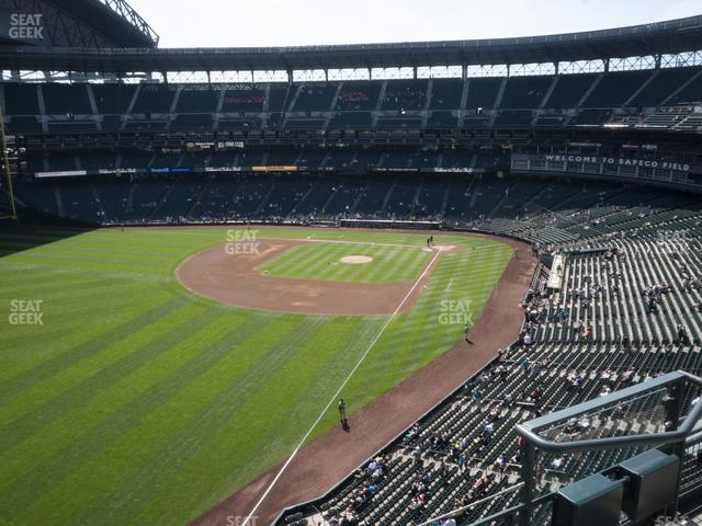 T-Mobile Park Section 349 view