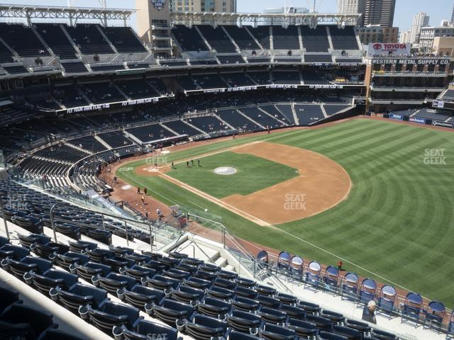 Petco Park Section 319 view