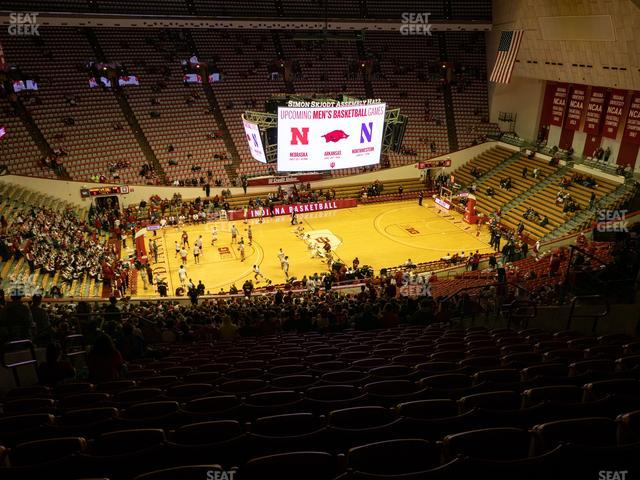 Assembly Hall - IN Section K view