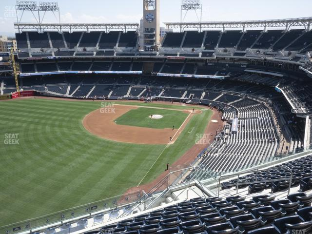 Petco Park Section 328 view