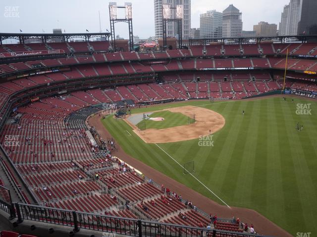Busch Stadium Right Field Terrace 432 view