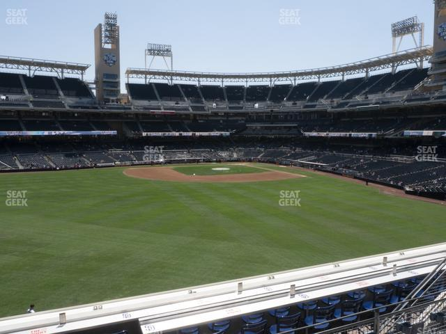 Petco Park Section 230 view