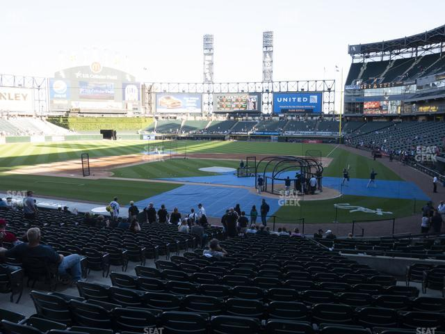 Guaranteed Rate Field Section 135 view