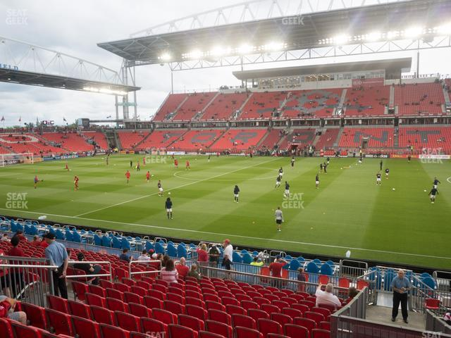 BMO Field Section 106 view