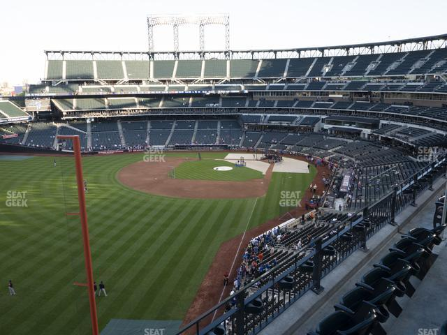 Citi Field Section 430 view