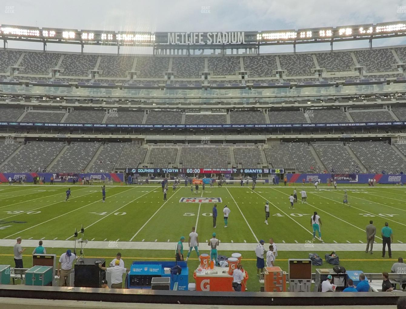 Wholesale MetLife Stadium Section 139 Seat Views | SeatGeek  for cheap