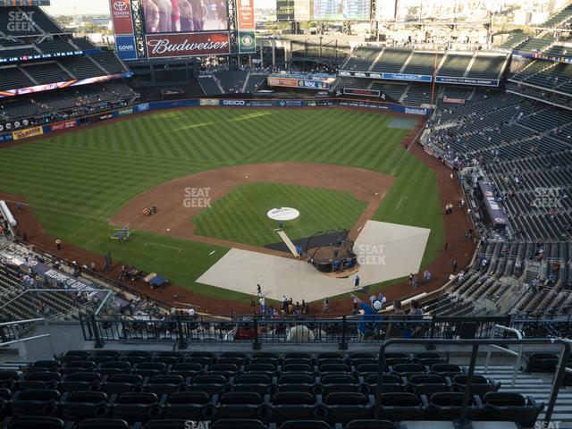 Citi Field Section 517 view