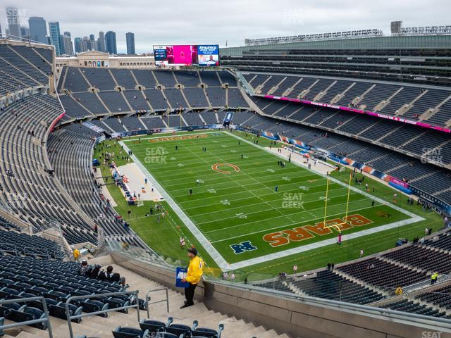 Soldier Field Section 427 view