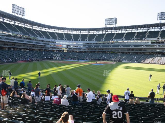 Guaranteed Rate Field Section 102 view
