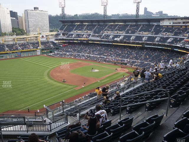 PNC Park Section 330 view